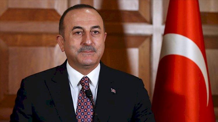 Çavuşoğlu: Türkiye ve Fransa dost ve müttefik iki ülke