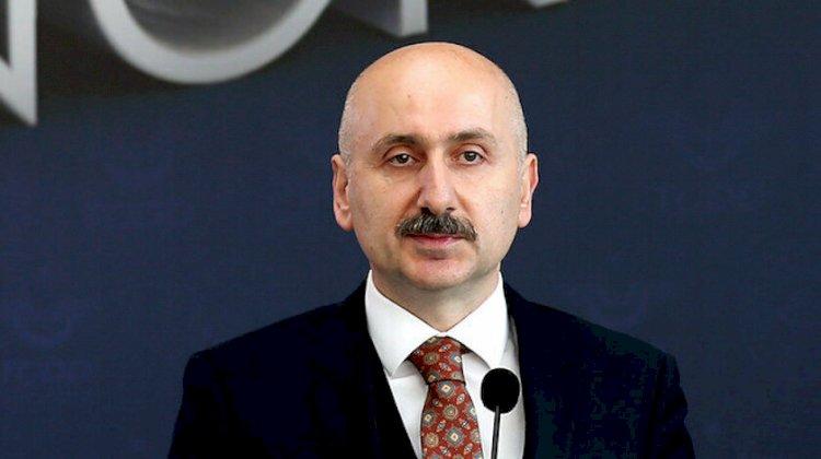Bakan Karaismailoğlu: Kanal İstanbul deniz salyasını bitirecek