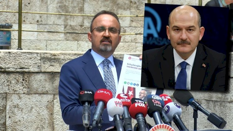 AKP'den Süleyman Soylu'ya doğrudan mesaj
