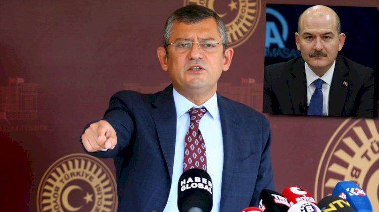 CHP'den Süleyman Soylu'ya çok sert suçlama: Partisine şantaj operasyonu yapıyor