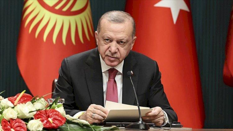 Erdoğan: Son dönemde yaşanan hadiseler FETÖ'nün çirkin yüzünü bir kez daha gözler önüne sermiştir