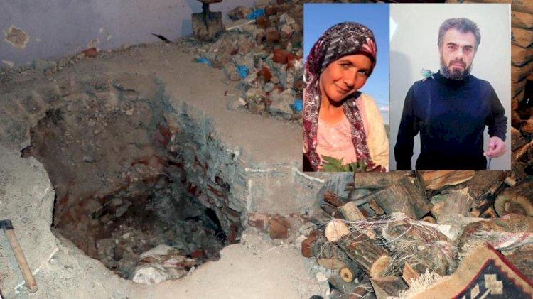 Korkunç olay: Kayıp çiftin cesedi tandırda gömülü bulundu
