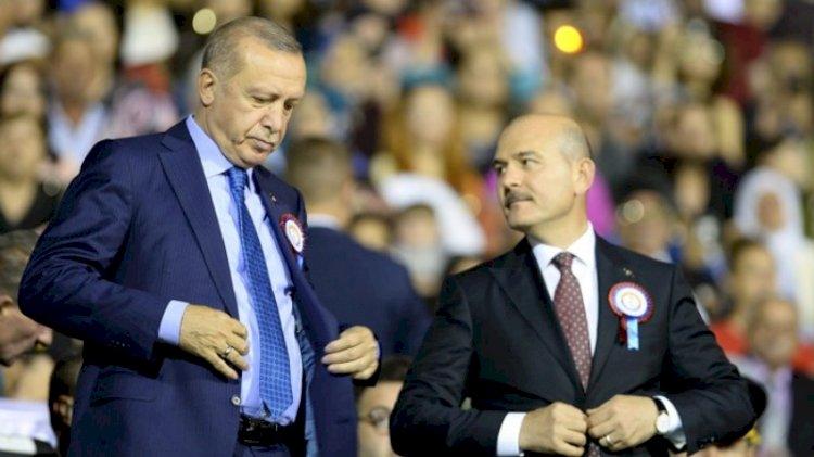 '15 AKP'li vekil Süleyman Soylu'yu şikayet etti' iddiası