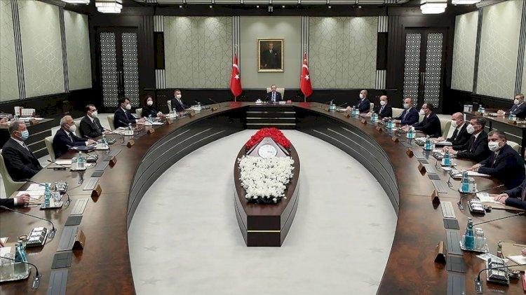 Kabine toplantısı son dakika iptal edildi