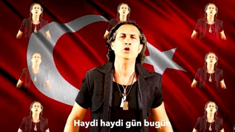 Kıraç'tan Milli Takım marşı: Siz de Mehmetçiksiniz