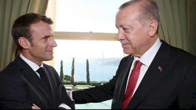Macron'dan Erdoğan açıklaması: Birbirimizi görmeye ihtiyacımız var