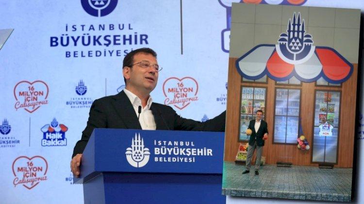 İstanbul'da 'Halk Bakkal' dönemi