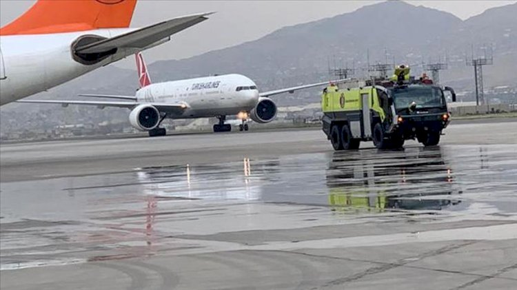 Ankara'nın 'Kabil Havalimanı' önerisine Taliban'dan ret