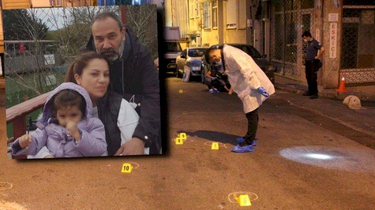 Şişli'de kavga ettikleri kişilere kurşun yağdırdılar, kızını parka götüren baba öldü