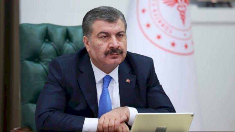 Sağlık Bakanı Koca Haziran ayının sonuna işaret etti