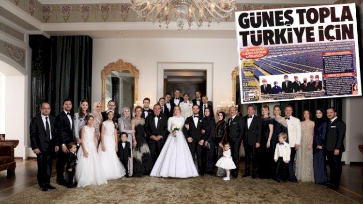 'Hürriyet'ten damada manşet jesti'