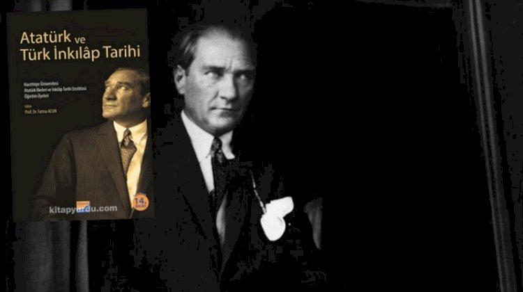 'Atatürk İlkeleri' dersini hedef aldı: Böyle bir ders olmamalı