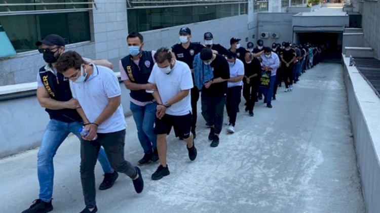 'Yasa dışı bahis' operasyonunda 35 tutuklama
