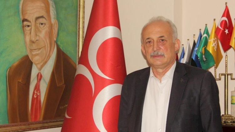MHP il başkanından Bahçeli'yi kızdıracak sözler
