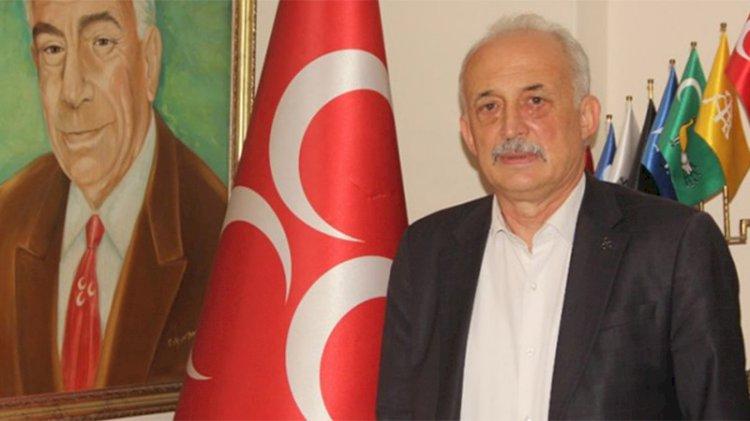 MHP'li başkan: Biz AK Parti'nin peşine gitmedik