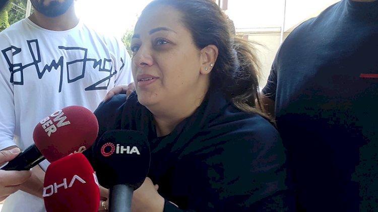 Şişli'de maganda kurşunu kurbanının karısı isyan etti: Bu adamları neden serbest bırakıyorsunuz