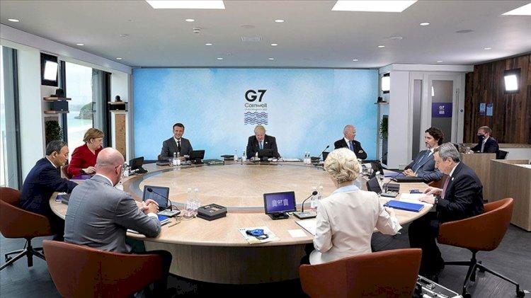 Çin'den G7 kararlarına tepki: Küçük grup dayatması
