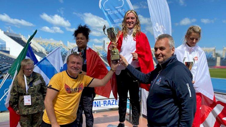 Kadınlar Para Atletizm Milli Takımı dünya şampiyonu