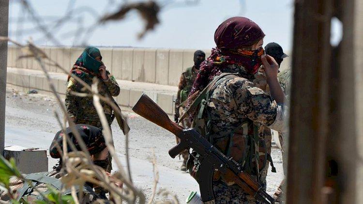 Tel Rıfat'taki PKK/PYD hedefleri vuruldu