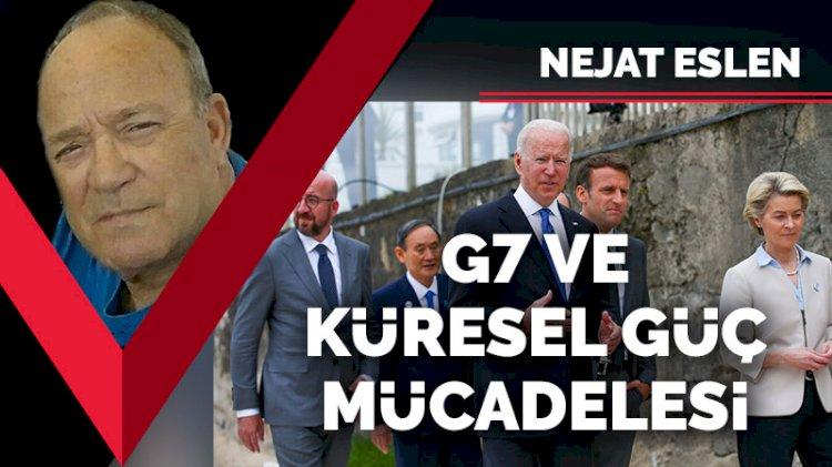 G7 ve küresel güç mücadelesi