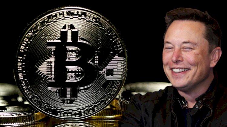 Elon Musk yine bir işler çeviriyor... Bu kez Bitcoin'i şişirdi
