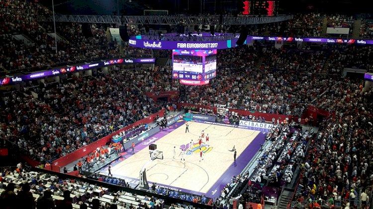 İBB'den Türkiye Basketbol Federasyonu'na 'Sinan Erdem Spor Salonu' ihtarı
