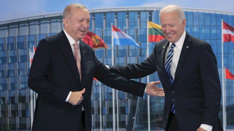 Erdoğan: Biden ile teması sıklaştıracağız
