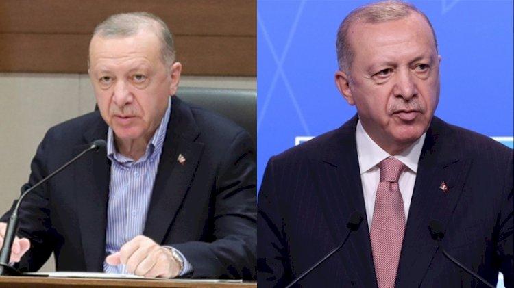 Dün 'hatırlatmamak mümkün değil' diyen Erdoğan bugün 'Hamdolsun gündeme gelmedi' dedi