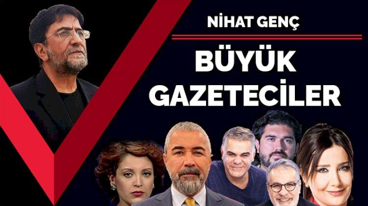 Büyük gazeteciler: Sevilay Yılman, Veyis Ateş