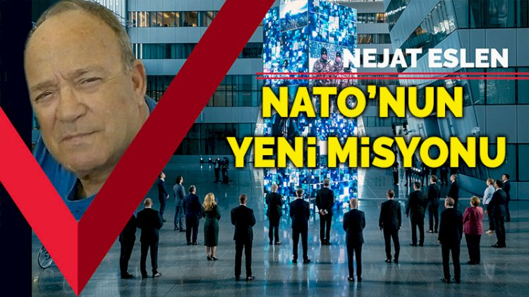 NATO'nun yeni misyonu