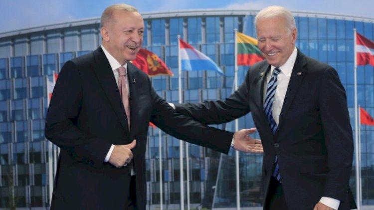 Biden'dan dikkat çeken Türkiye açıklaması