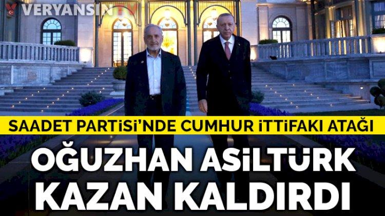 Oğuzhan Asiltürk, Karamollaoğlu'na karşı 'kongre' harekâtı başlattı