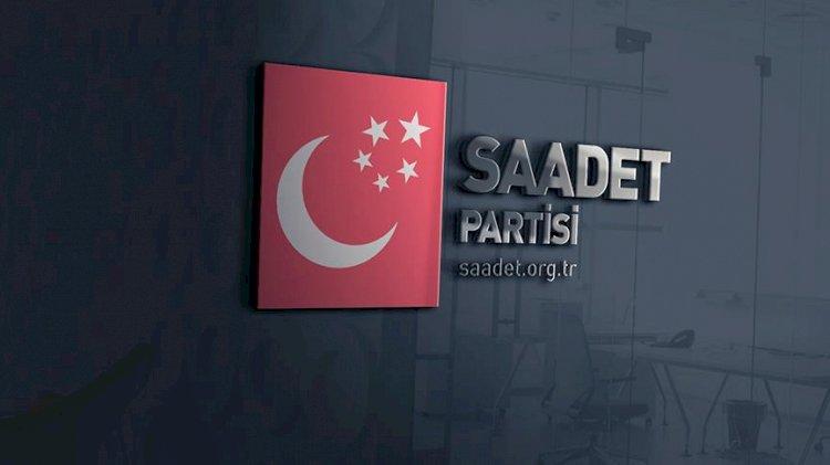 Saadet Partisi'nden Oğuzhan Asiltürk'e yanıt