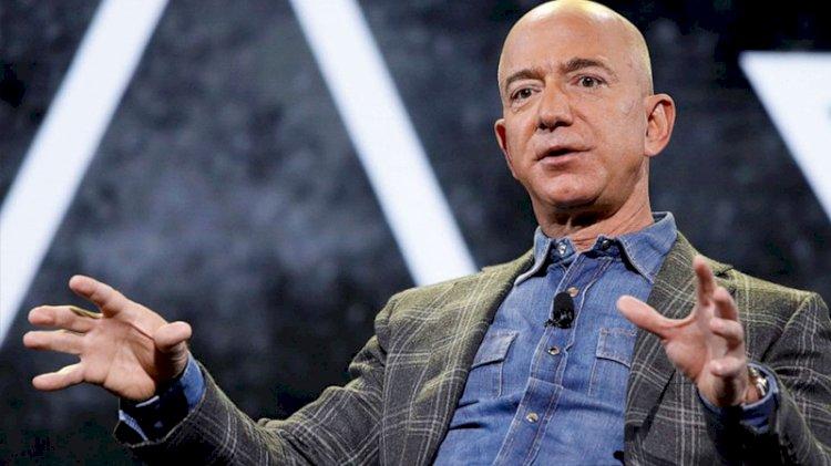 Uzaya gideceğini açıklayan Jeff Bezos için kampanya başlatıldı: Dünyaya dönmesin