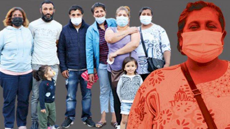 İşte Türkiye'nin 'aşı ana'sı: Mahalledekileri ikna edip aşıya götürüyor