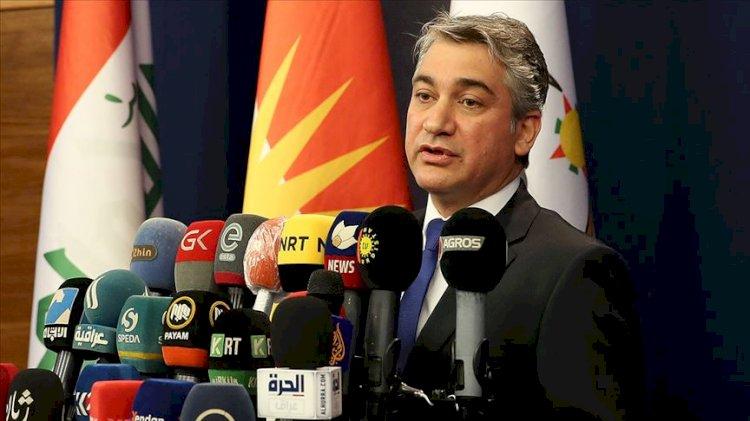 Barzanilerden Türkiye karşıtı açıklama… PKK'ya arka çıktılar
