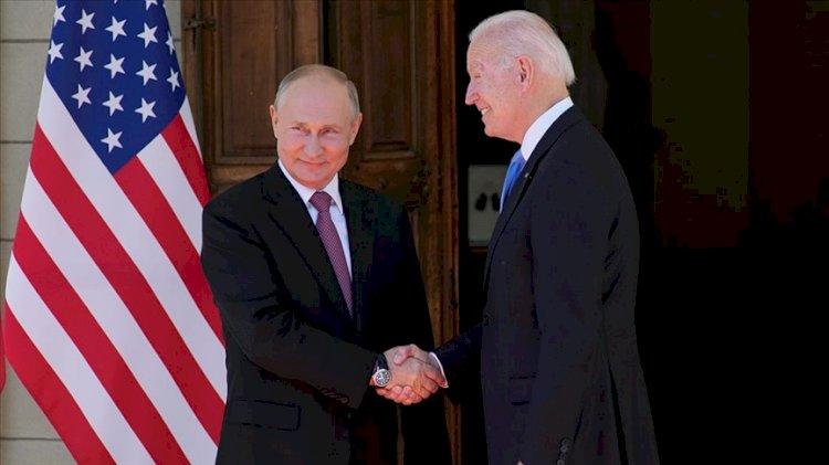Biden-Putin zirvesi başladı… İşte liderlerin ilk mesajları