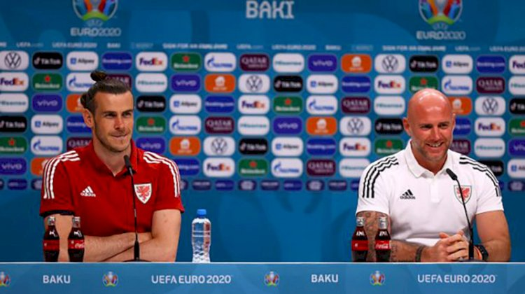 Galler'de Rob Page ve Gareth Bale, Türkiye maçını değerlendirdi