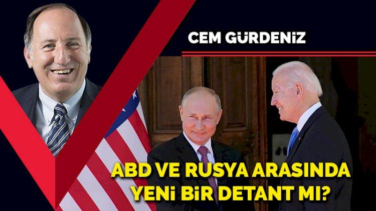 ABD ve Rusya arasında yeni bir detant mı?
