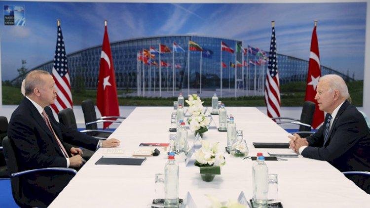 Erdoğan: 'YPG mi Türkiye mi' diye sordum, yanıt alamadım