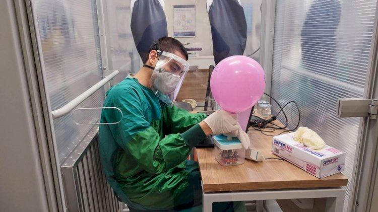 Türk bilim insanlarından yeni buluş... Koronayı saniyeler içerisinde tespit ediyor