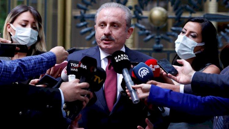 Mustafa Şentop o haberleri yalanladı: Süleyman Soylu bir isim zikretmedi