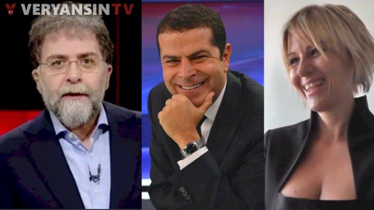 Ahmet Hakan, Cüneyt Özdemir ve Ayşe Arman… Üç isim hakkında 'Sezgin Baran Korkmaz' iddiası