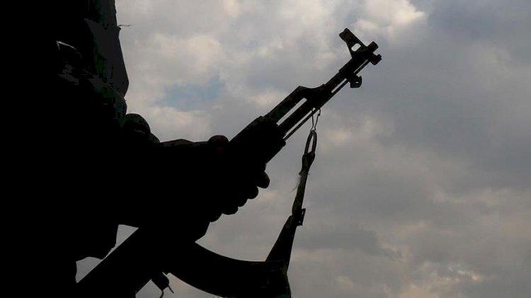 Yeşil kategoride aranan PKK'lı terörist teslim oldu