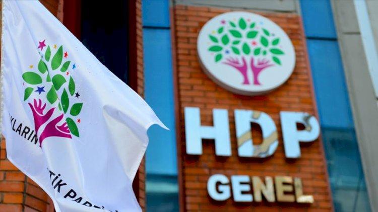 HDP'yi kapatma davasında yeni gelişme... AYM raportörü raporunu verdi