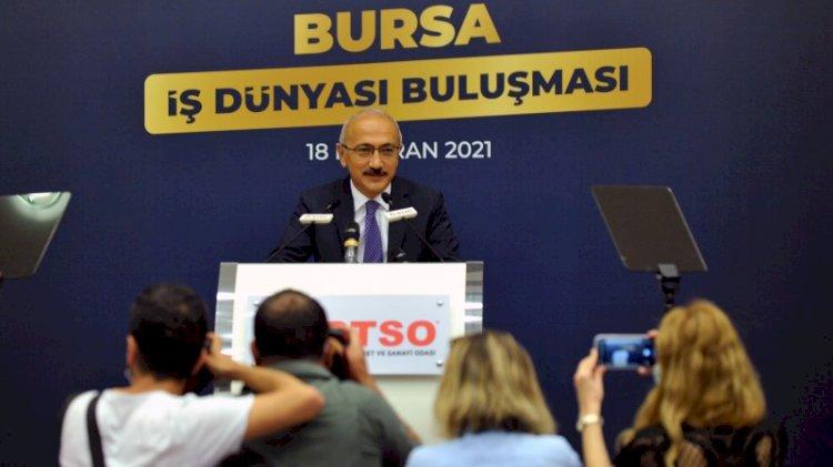 Bakan Elvan: Sermaye girişi hızlanacak