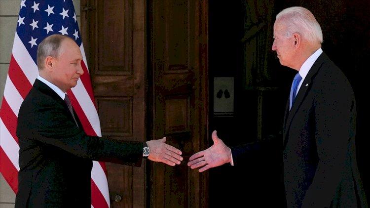 Ukraynalı bakan: ABD geri döndü, Rusya'nın çekilme zamanı