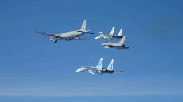 Rusya ve NATO savaş uçaklarının çarpışabileceği yer neresi?