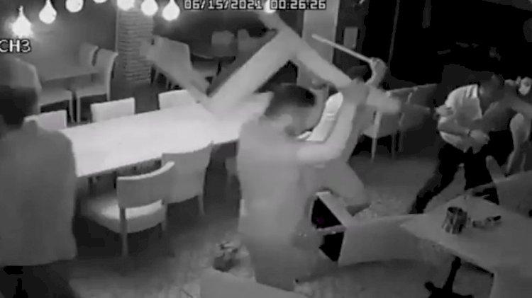 Didim Belediye Başkanı'na saldırının yeni görüntüleri ortaya çıktı