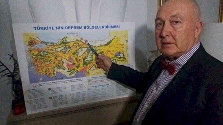 Prof. Ahmet Ercan'dan İstanbul depremi açıklaması... Arkasından büyük deprem gelir mi?
